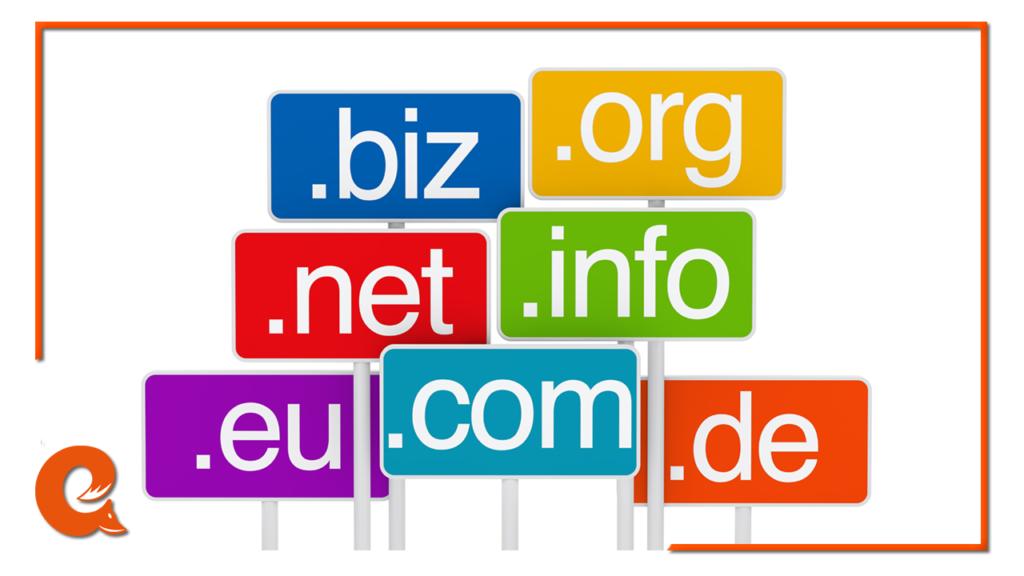 Los dominios de tercer nivel nos ayudan a especificar la razón de tu dominio