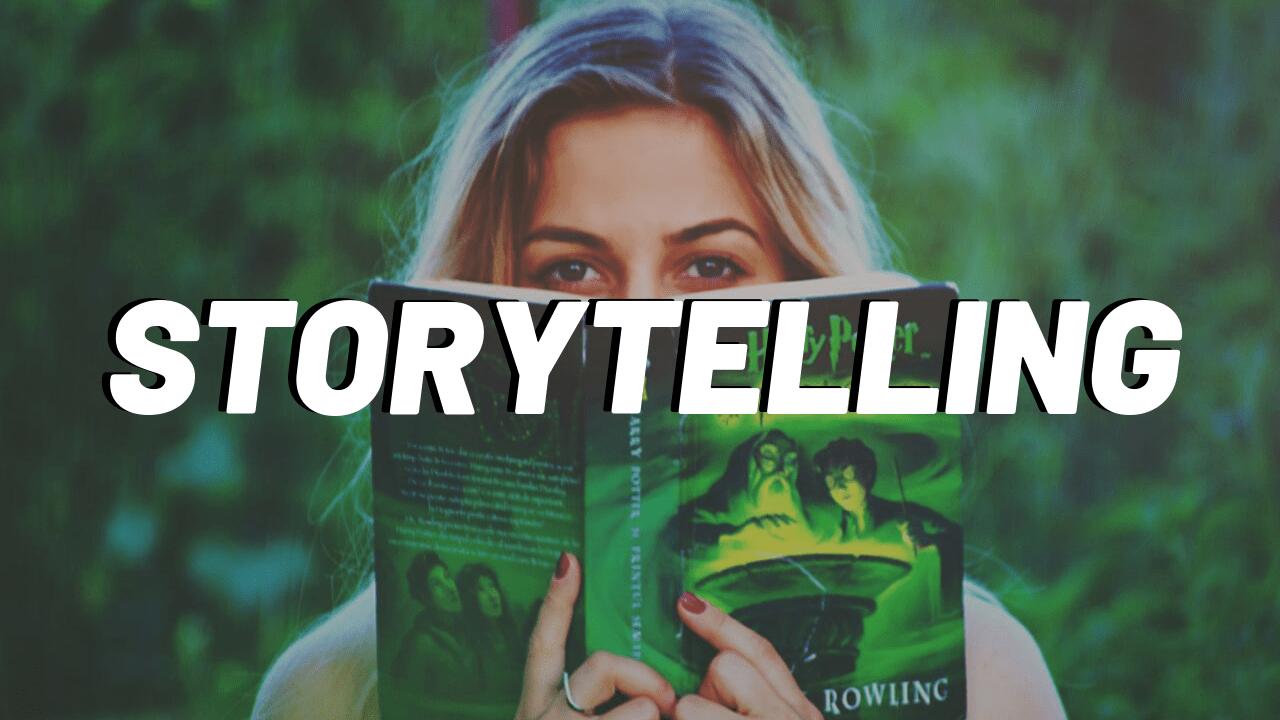 El storytelling es sumamente poderoso para conectar con tu segmento de clientes