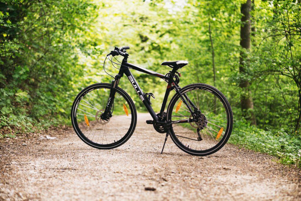 Las bicicletas de montaña son un gran ejemplo de perseguir con éxito una estrategia de soluciones híbridas.