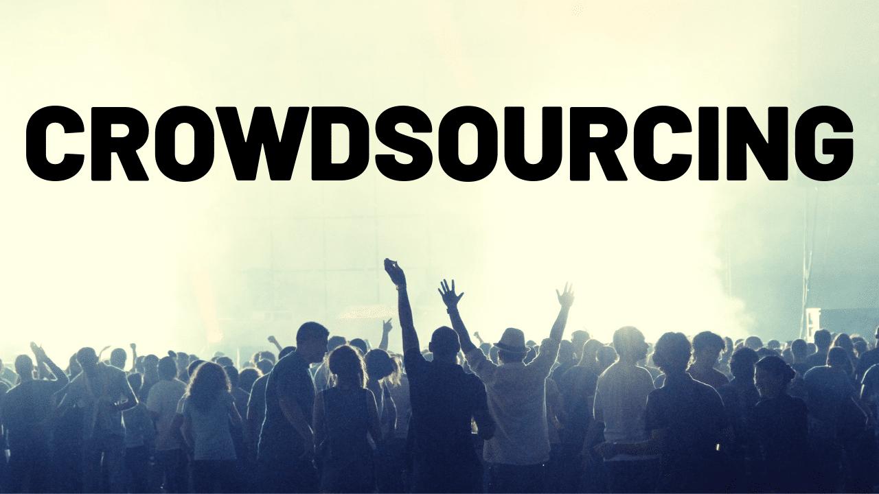 Crowdsourcing: Recursos externos colaborativos