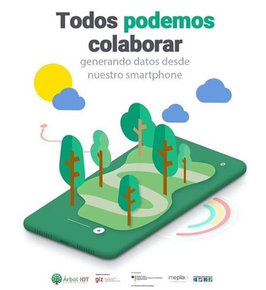 Árbol IoT es una estrategia de IMEPLAN